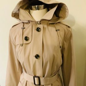 """NWT!!!  """"Women's Tower"""" London fog maxi trench"""